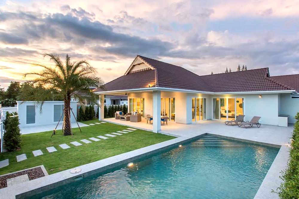 Ruhesitz Thailand