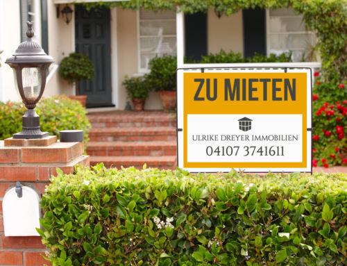 Immobilien Vermietung