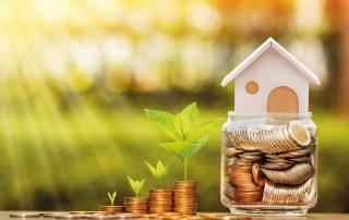 Haus kaufen - teuer wie nie
