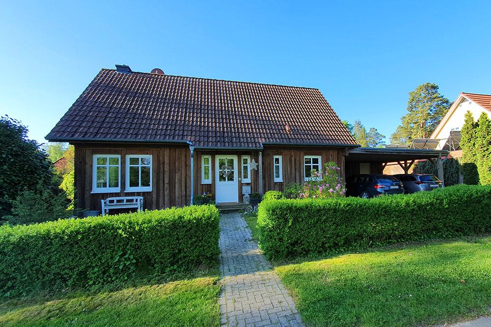 Einfamilienhaus in Asendorf